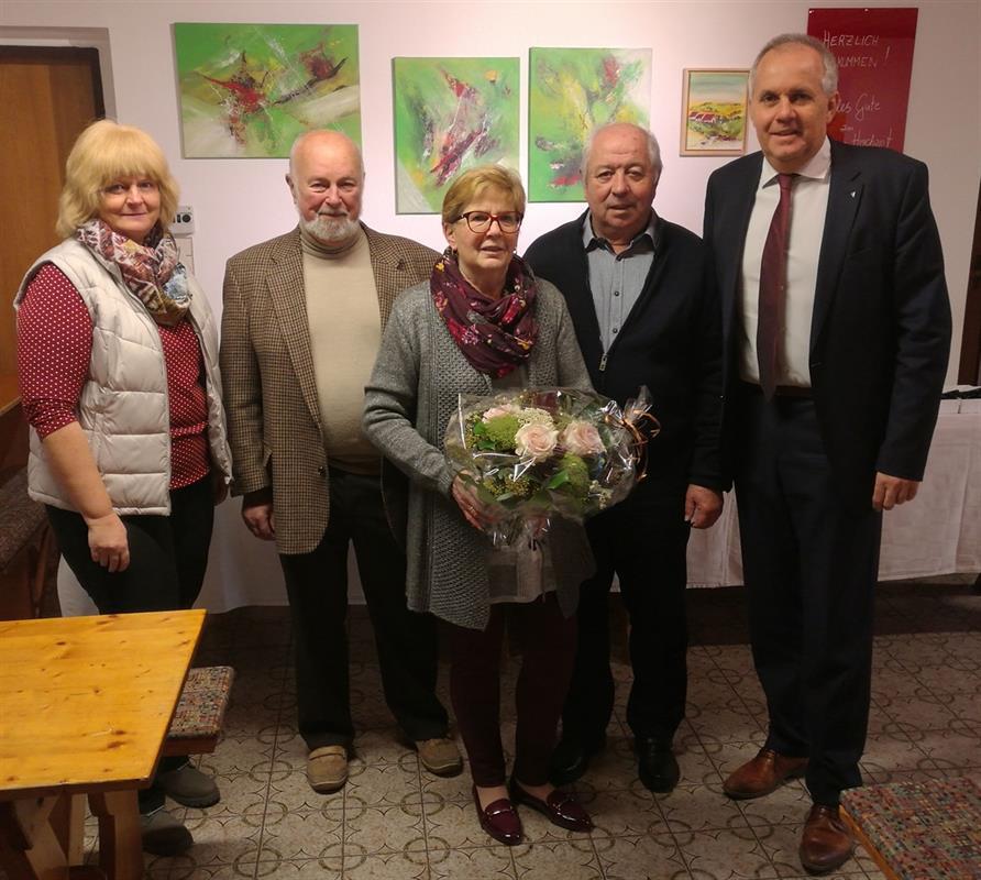 Gratulation Zur Goldenen Hochzeit Auersthal Ris Kommunal